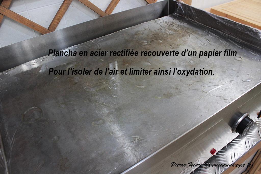 Nettoyage Des Planchas Recettes Et Cuisine A La Plancha